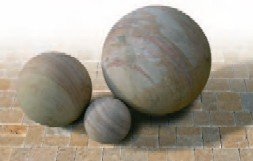 Garden pavestone natural paving stone for gardens and driveways sandstone spheres workwithnaturefo