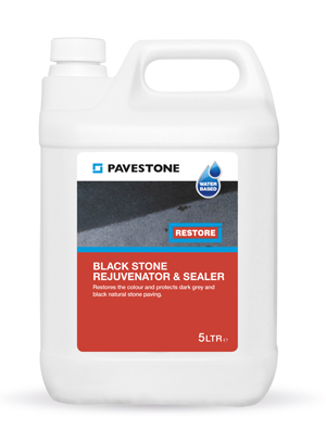 Pavestone Black Stone Colour Rejuvenator & Sealer