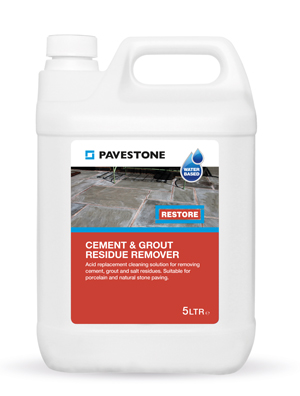 Pavestone Cement & Grout Residue Remover