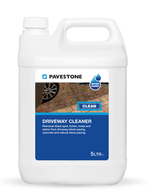 Pavestone Driveway Cleaner