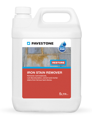 Pavestone Iron Stain Remover 5ltr