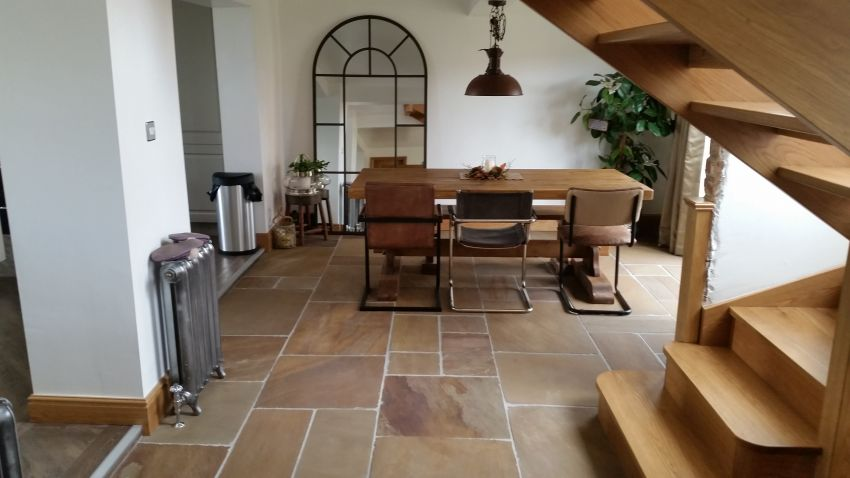 Pavestone Natural Stone Flooring