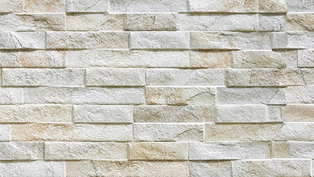 Pavestone Cream Rock Stack Porcelain Wall Cladding