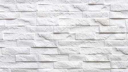 Pavestone White Rock Stack Porcelain Wall Cladding