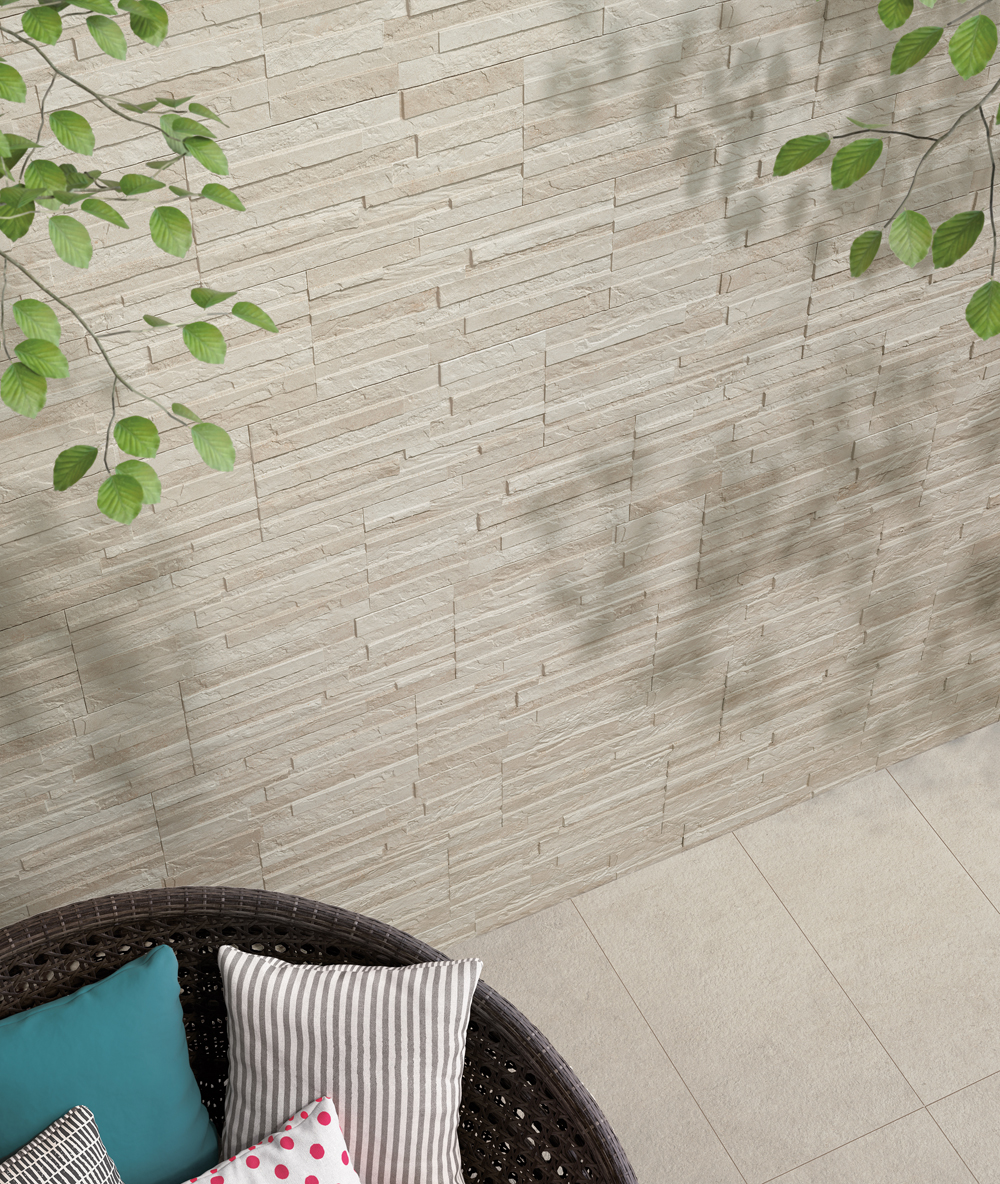 Pavestone Soile Porcelain Wall Cladding