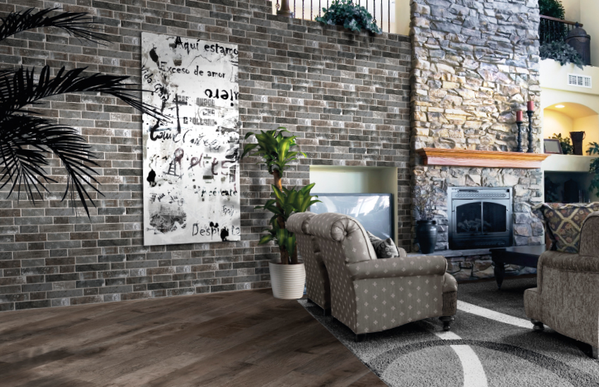 Pavestone Brick Porcelain Wall Cladding