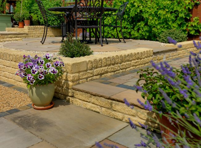 Natural Stone Paving and Landscaping by Pavestone