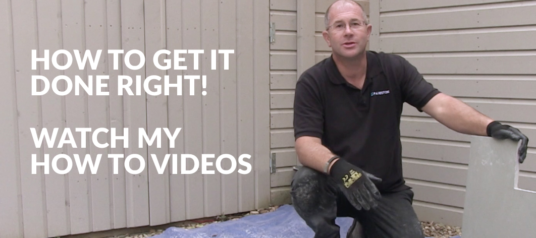 How to landscaping videos with Mark Brown Pavestone's Expert Landscaper