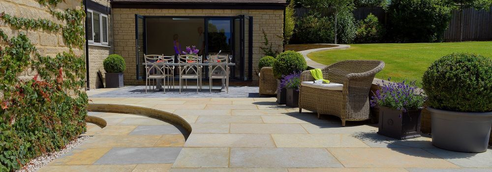 Choose your ideal paving using the Pavestone Inspirational Gallery