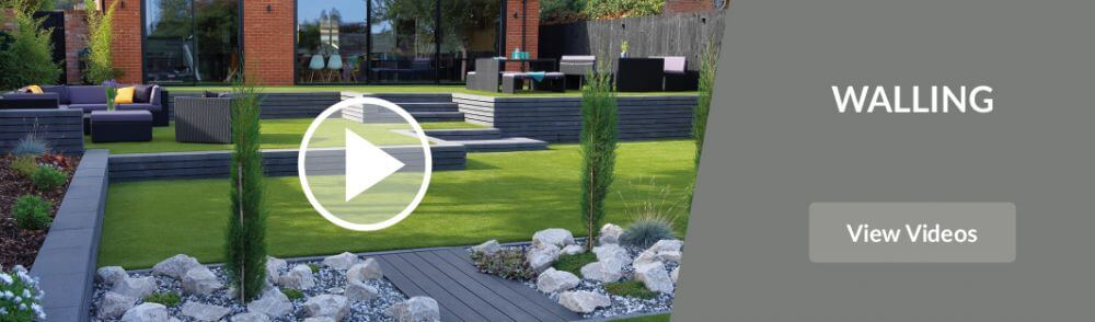 Pavestone Inspirational Garden Walling Videos