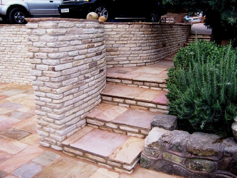 Image for Cottage Walling & Steps