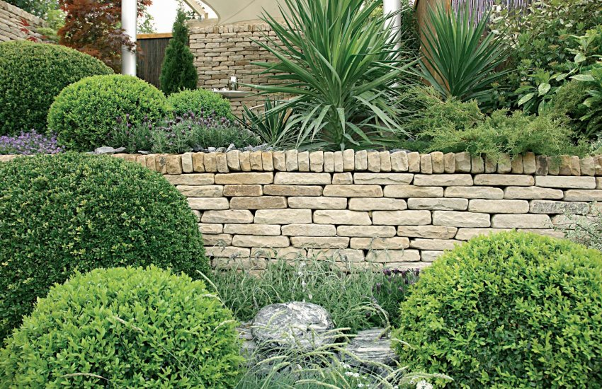 Image for Cottage Walling - Natural Stone