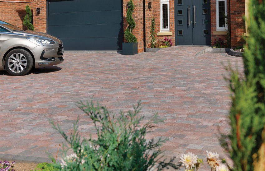 Image for Pavesett Brindle Block Paving