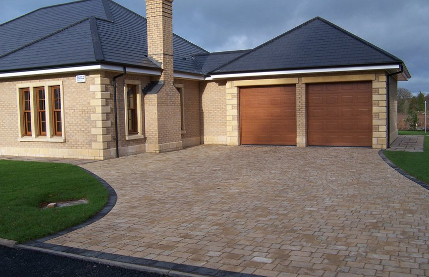 Image for Pavesett Sand Block Paving