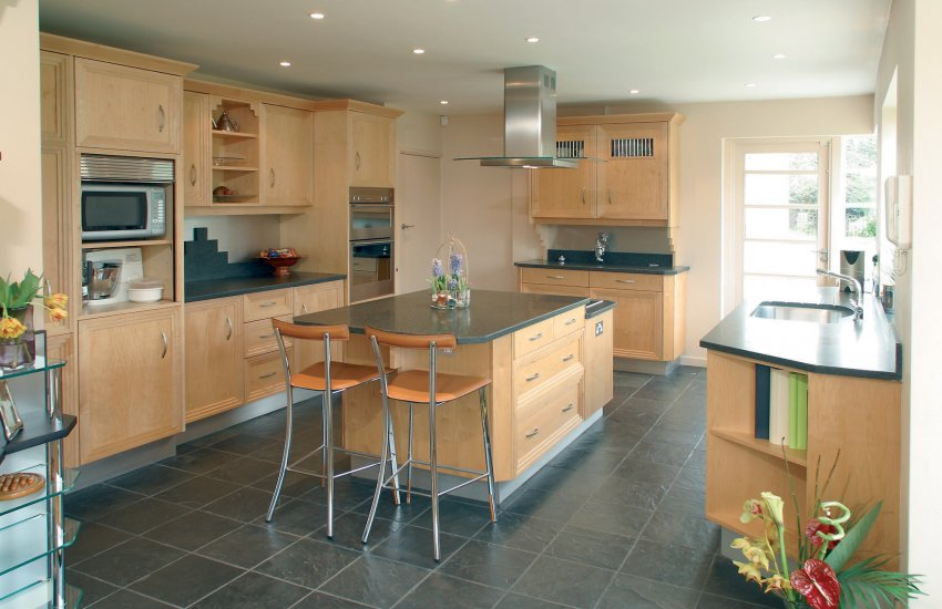 Image for Slate Kitchen Flooring