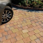 Pavesett Autumn Brown Block Paving thumbnail