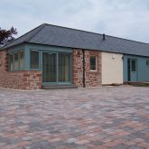 Pavesett Ochre Grey Block Paving thumbnail