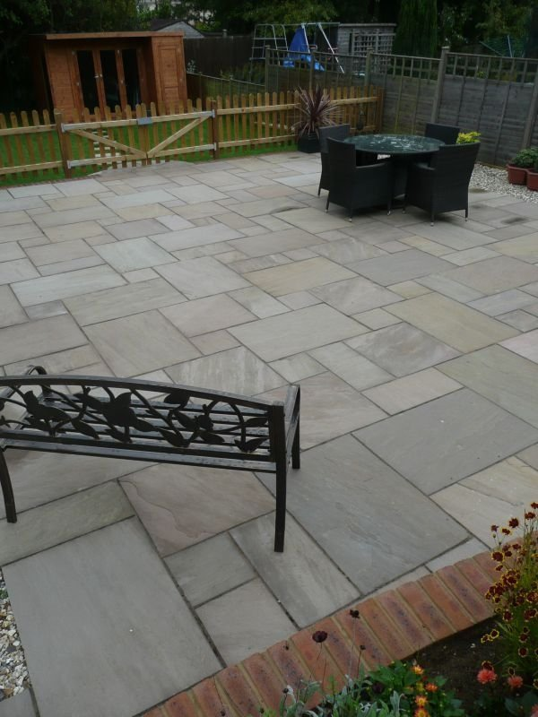 Landscapers Pavestone Natural Paving Stone For Gardens