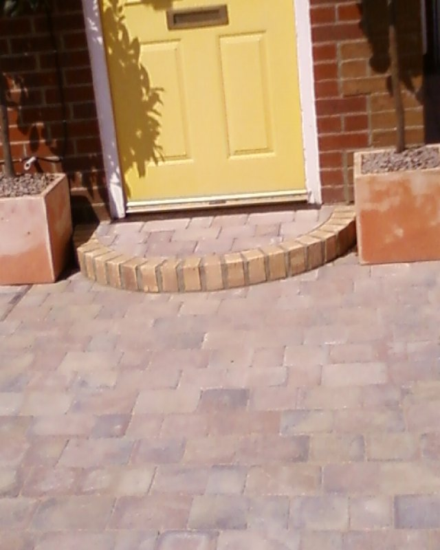 Image for Pavesett Block Paving