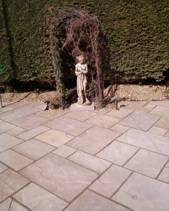Image for Fossil Paving Patio