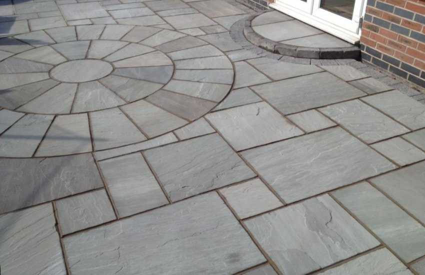 Image for Light Grey Sandstone