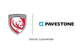 PAVESTONE PARTNERS GLOUCESTER RUGBY