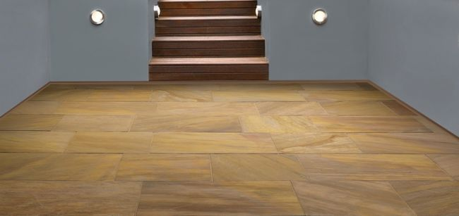 Maple Stone Flooring