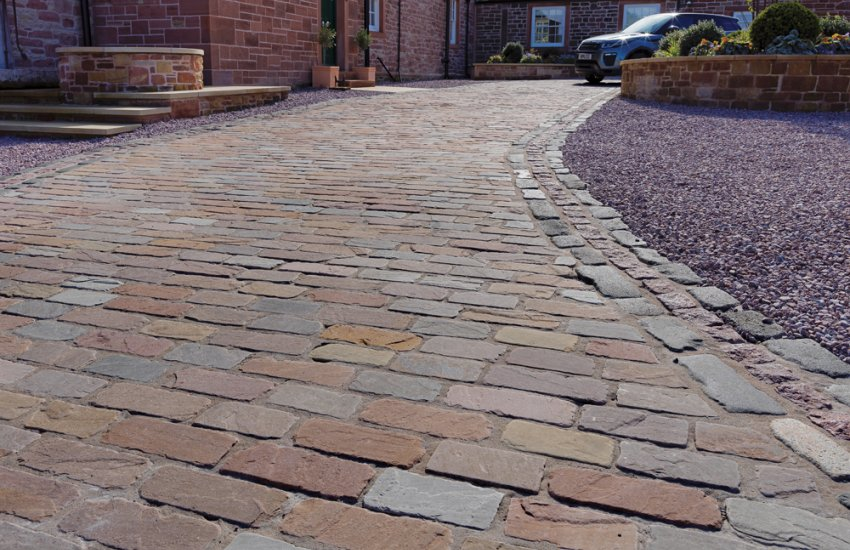 Image for Old York Natural Stone Driveway Paving