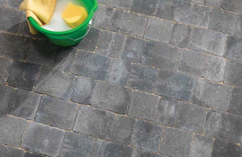 Pavesett Tumbled - Pavestone - Natural Paving Stone for gardens and