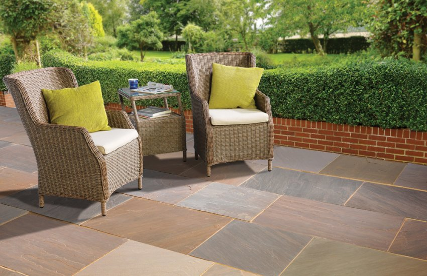 Image for Chestnut Sawn Sandstone