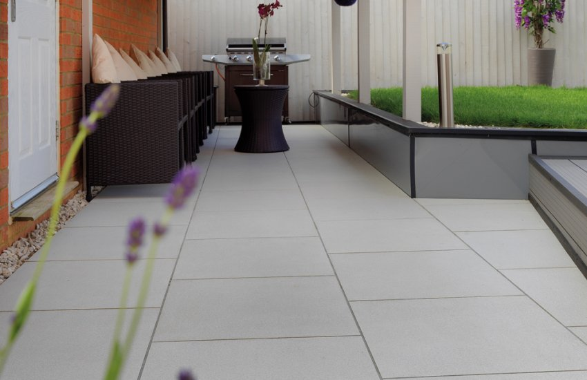 Image for Simply Porcelain Deckstone Bianco