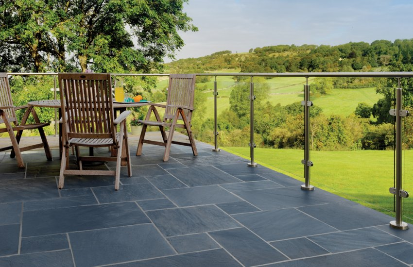Garden Landscaping Pavestone Natural Paving Stone For
